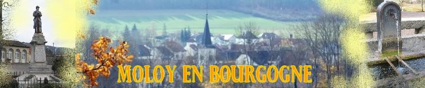 Le village de Moloy