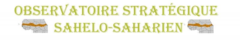 Observatoire Strat�gique Sahelo-Saharien