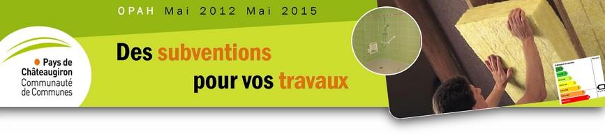 OPAH Communauté de Communes du Pays de Chateaugiron