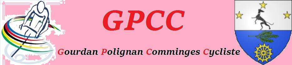 GOURDAN POLIGNAN COMMINGES CYCLISME