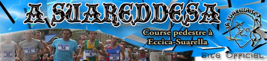 A Suareddesa venez courrir  a Eccica Suarella en Corse du sud